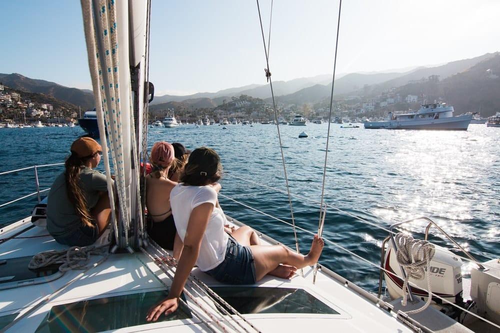 Sailing Boat Marbella
